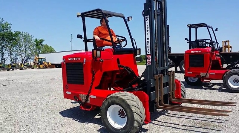 In what ways Forklifts can help after a Natural Disaster?