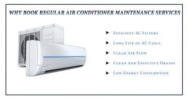 Why Book Regular Air Conditioner Maintenance Services