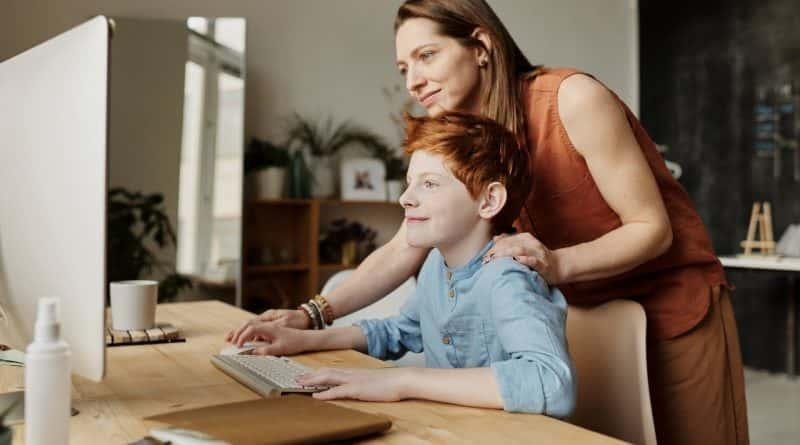 Child Navigate Online Learning