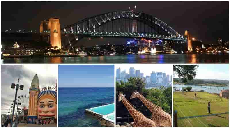 MUST VISIT ATTRACTIONS IN SYDNEY